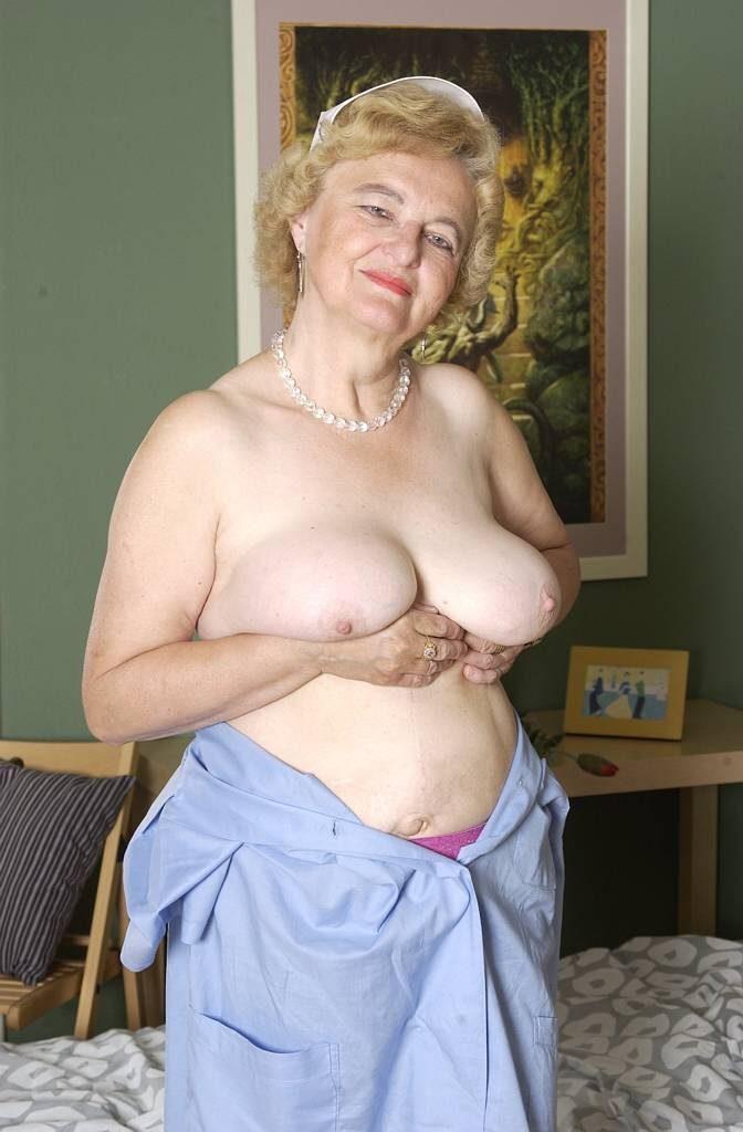 Old grandma does strip in night on webcam