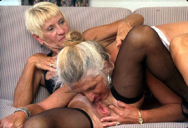 Censored бабушку