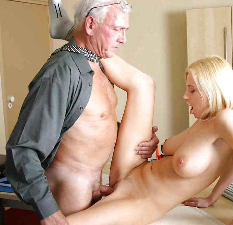 Kinky old men