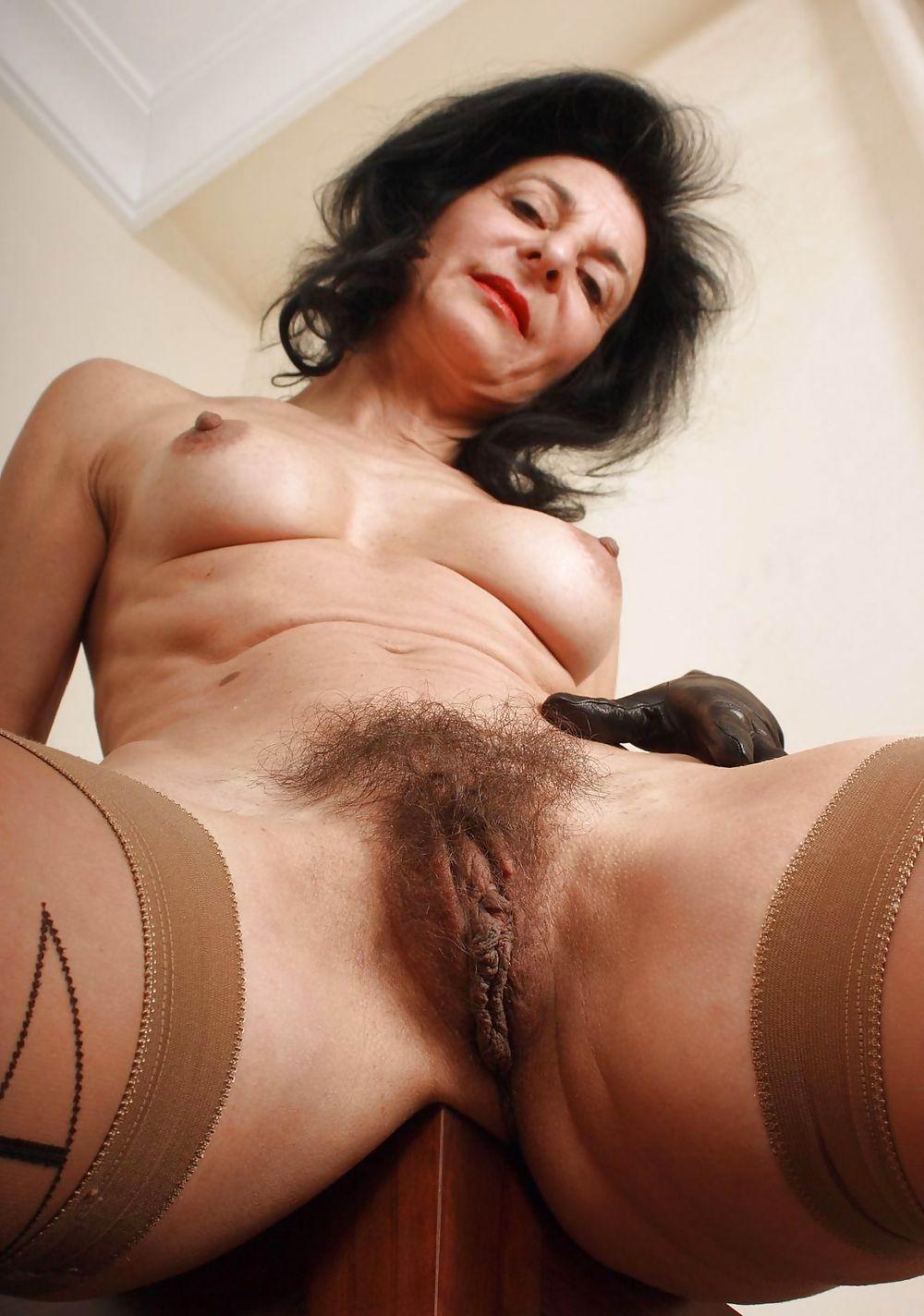 Mature porno geile Old Women