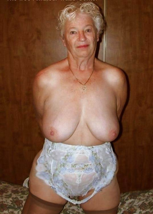 Boobs grannies