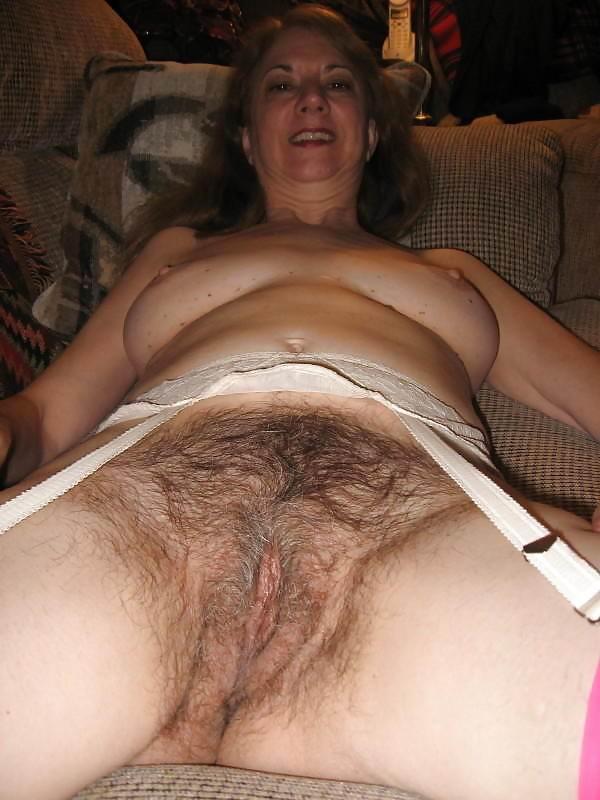 волосатая мохнатка порно фото зрелые