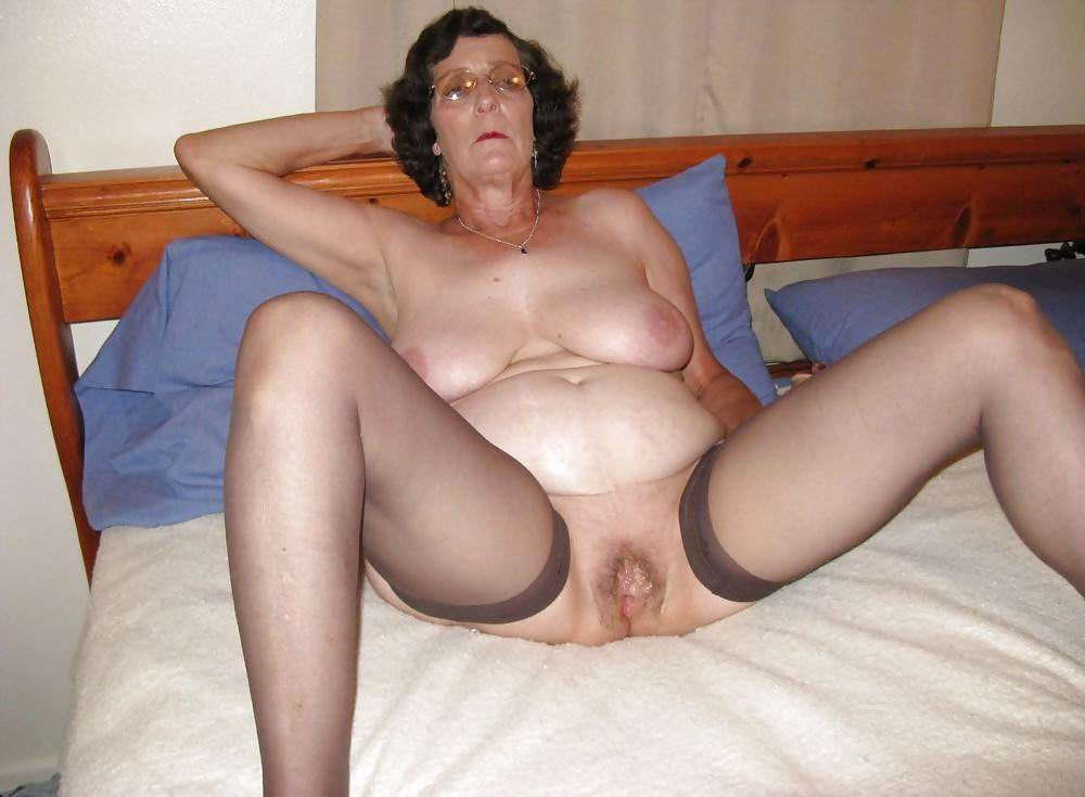 Nude old grandmothers