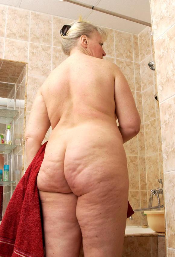 фото толстых голых жоп