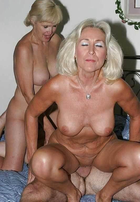 Pure granny sex