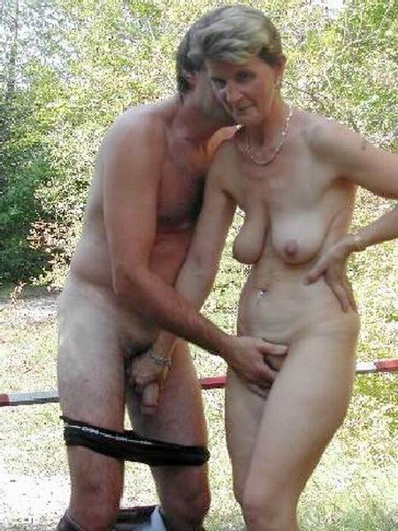 grandma and grandpa nude