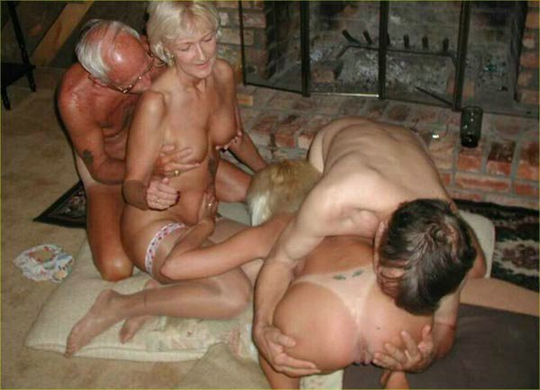Mature couple swinger blog