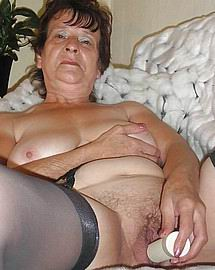 old grannies toying their pussies with dildos