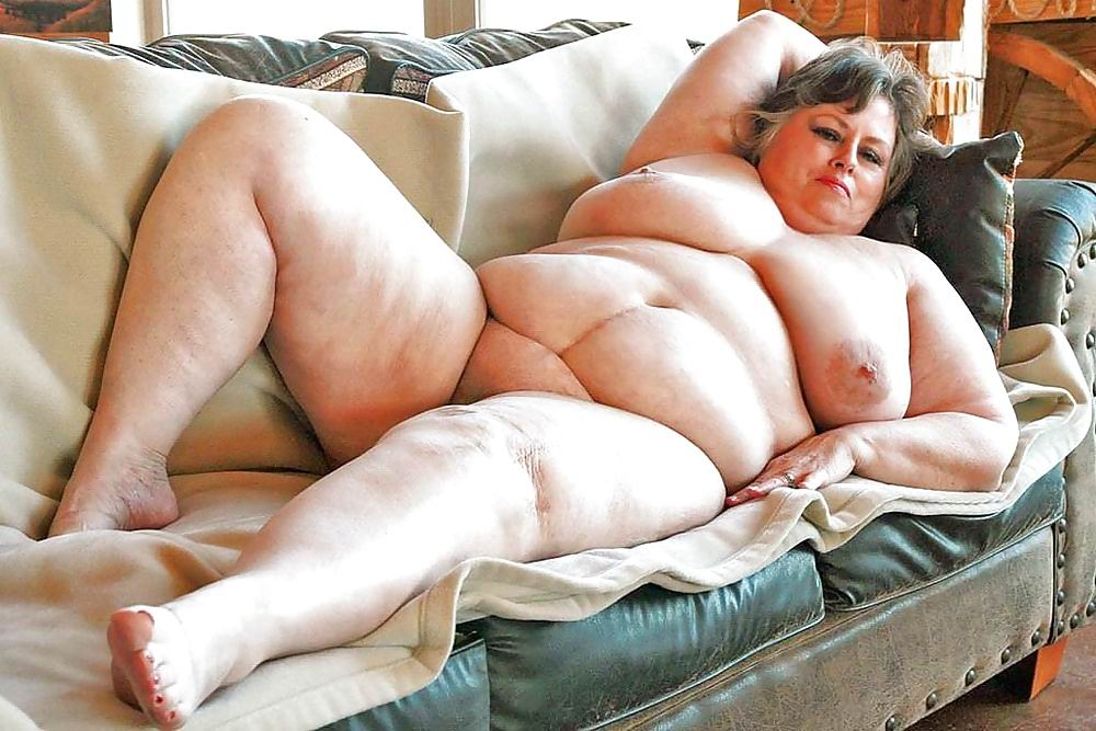 Naked bbw with huge arms