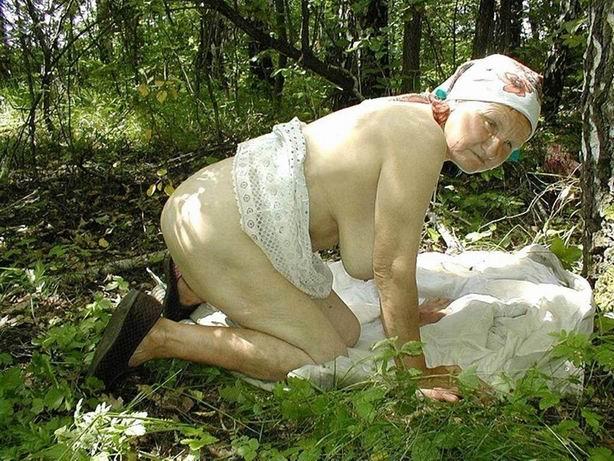 Бабки за секс лесу в
