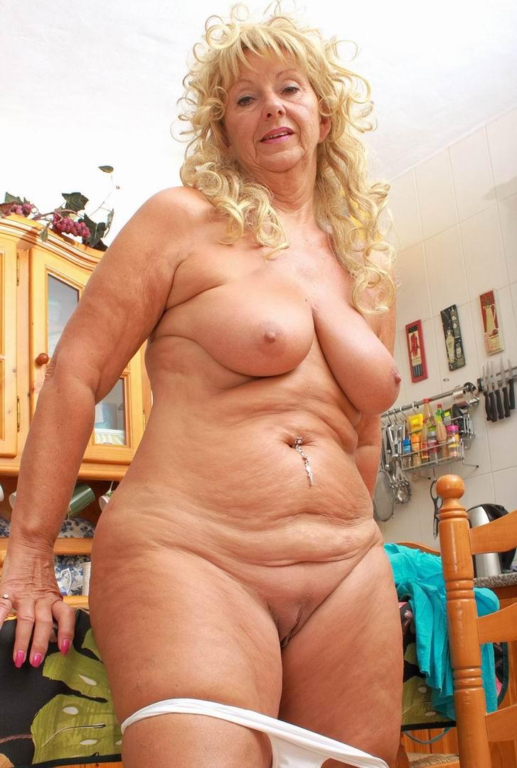 фото голых пожилых