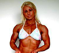 Older women - still strong and muscular.