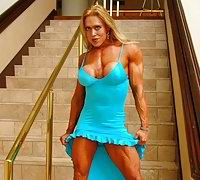 Female Muscle Italian girls.