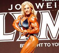The sexiest women of bodybuilding.