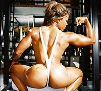 Female bodybuilder porn.