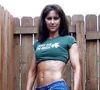 If you are interested in spending time seeing pictures of muscle girls then you in the right place!